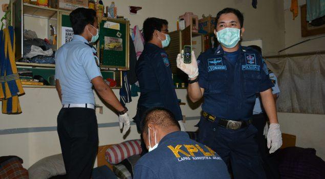 Sidak di Lapas Narkotika Jakarta, Ini Hasilnya
