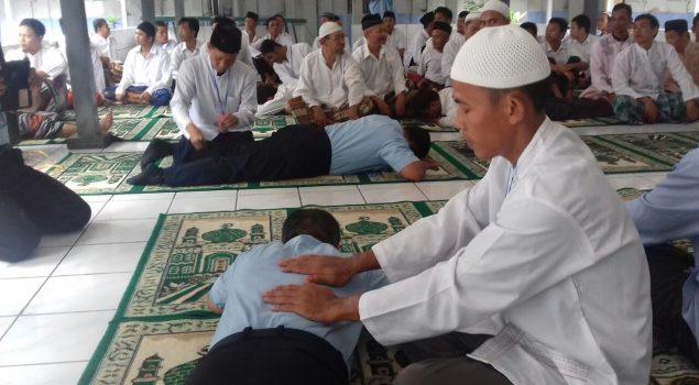 Tim Terapi Doa Rutan Bantul Berbagi Ilmu ke Rutan Wates