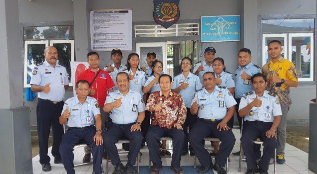 Kakanwil Maluku Apresiasi Kebersihan Cabrutan Saparua
