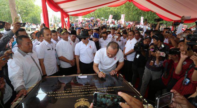 Press Release: Open Camp Ciangir, Rumah Harapan Pemasyarakatan