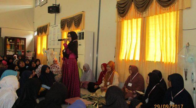 Panitia Hijrah Day Malang Sambangi Lapas Perempuan Malang
