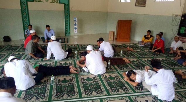 Giliran Rutan Yogya Dikunjungi Tim Terapi Doa Rutan Bantul