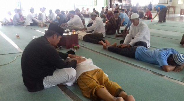 Tim Terapi Doa Rutan Bantul Sambangi Lapas Wirogunan