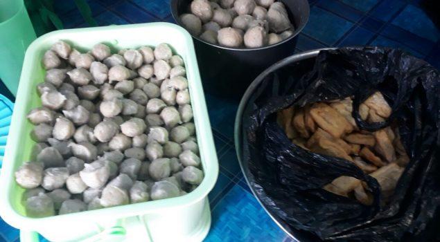 WBP Teroris Prakarsai Produksi Bakso di Lapas Palu