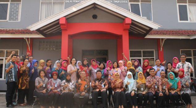 Kakanwil DKI Jakarta Minta PK Bapas Jaktim-Utara Bekerja Optimal