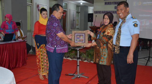 """Lapas Tangerang """"Belajar"""" ke Lapas Narkotika Jakarta"""