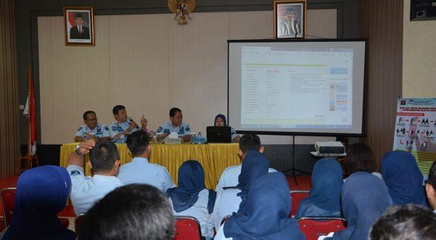 Lapas Narkotika Jakarta Siapkan Pendaftaran Kunjungan secara Online & PAS Mart