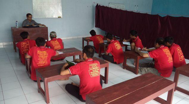 Evaluasi Kegiatan Belajar di Lapas Narkotika Lubuklinggau Tingkatkan Kualitas Siswa