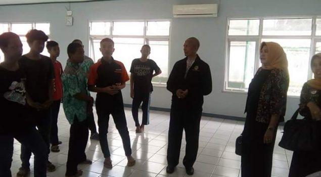 Bapas Bandung Pantau Klien Anak di BRSMP Cileungsi