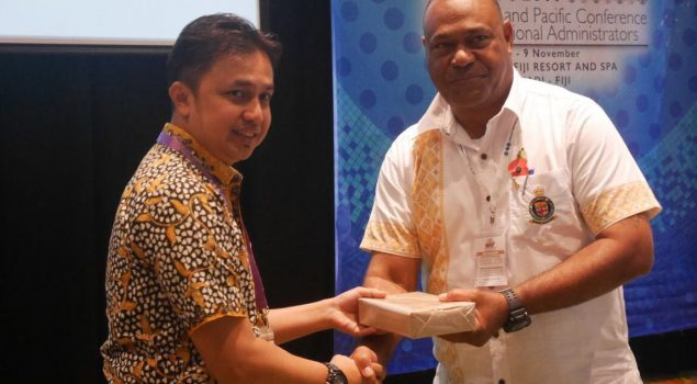 Karutan Rangkasbitung Sharing Pengetahuan di APPCA 2017