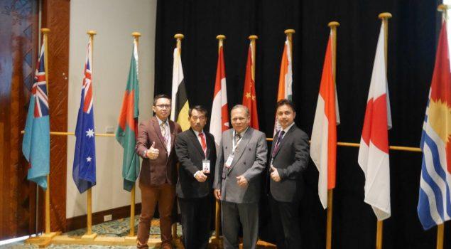 Delegasi Ditjen PAS Paparkan Lapas Industri di APPCA 2017