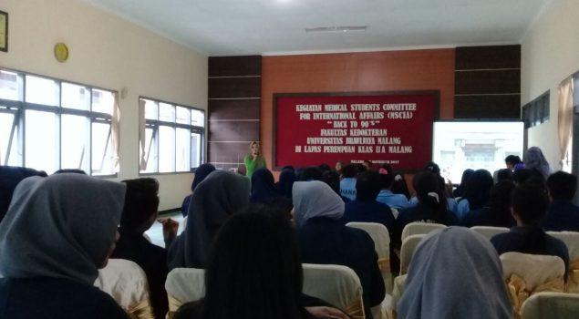 30 WBP Lapas Perempuan Malang Jalani VCT