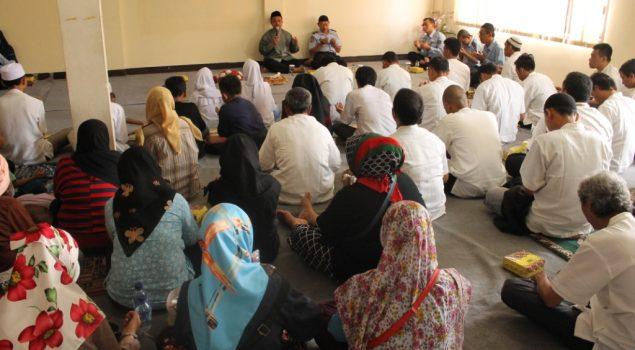 Klien Bapas Jakarta Timur-Utara Diajak Teladani Akhlak Rasulullah