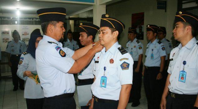 Petugasnya Naik Pangkat, Kabapas Yogya: Urip Kui Urup