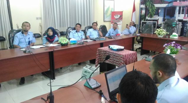 Peserta Lokakarya Nasional Pencegahan Teroris Akan Kunjungi Lapas Banjarmasin