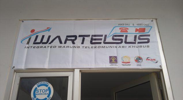 iWartelsus Rutan Garut Permudah Komunikasi WBP dengan Keluarga