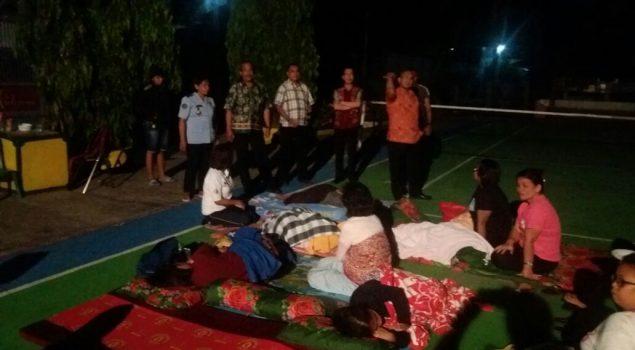 Tanggap Darurat Gempa, Kadiv PAS Maluku Inspeksi UPT