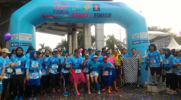 Second Chance Charity Fun Run 2017, Donasi Sambil Berlari Untuk Napi