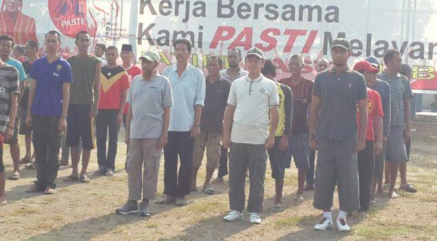 Berikrar Setia kepada NKRI, Napi Teroris Ikuti Upacara Hari Pahlawan