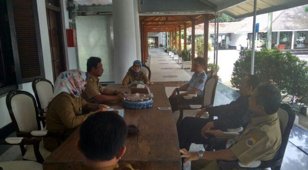 Karutan Rangkasbitung & Bupati Lebak Bahas Rumah Singgah bagi WBP