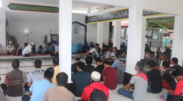Rutan Mamuju Giatkan Baca Tulis Al Quran Bagi WBP