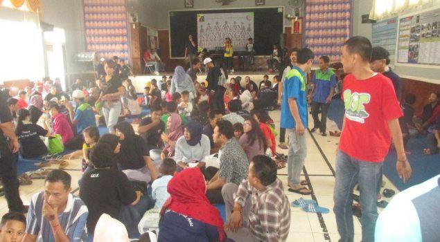 Kedepankan Sisi Humanis, Layanan Kunjungan di Lapas Bogor Mengharu Biru