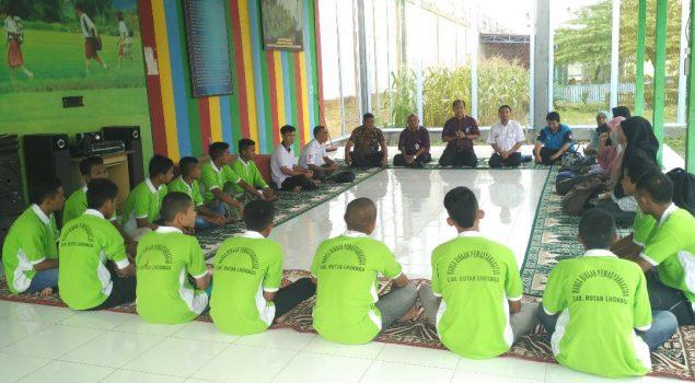 Kegiatan Dinamika Kelompok Dukung Pembinaan di LPKA Banda Aceh