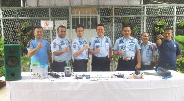 Sidak di Lapas Bogor Cegah Gangguan Kamtib