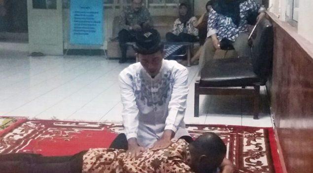 Kabapas Pimpin Kelas Terapi Doa di Bapas Yogya