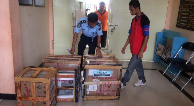 Lapas Tanjung Dapat 19 Paket CCTV