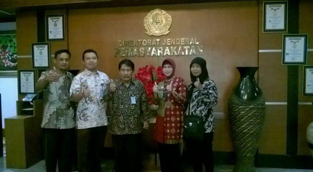 Perwakilan Bapas Pati Hadiri Seminar IPKEMINDO