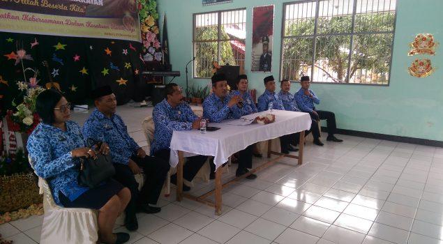 Ini Pesan Kadiv PAS Bagi CPNS Kanwil Maluku