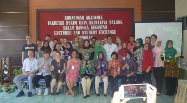 Mahasiswa Jerman Pelajari Pembinaan WBP di Lapas Perempuan Malang