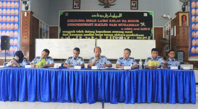 """PB & CB di Lapas Bogor """"Bayar"""" dengan Kegiatan & Taat Aturan"""