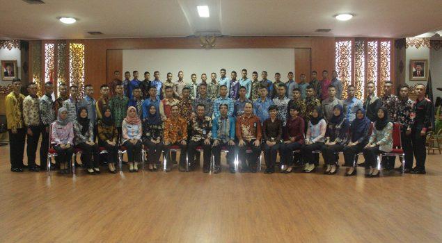 Alumni Poltekip Angkatan XLIX (49) Siap Terjun ke Lapangan