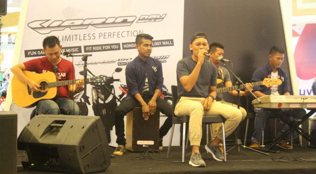 "Correction Band Juara I ""Event Astra Motor"""