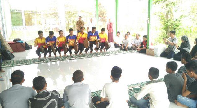 Bersama Trainer PSAA Darussaada, Anak LPKA Banda Aceh Belajar Tari & Musik