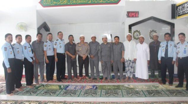 Rutan Mamuju Gelar Lomba Adzan dan Tadarus Al Quran