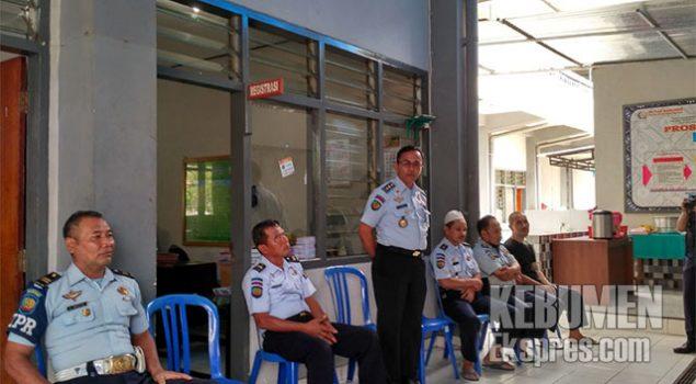 Rutan Kebumen kini Punya Masjid Baru