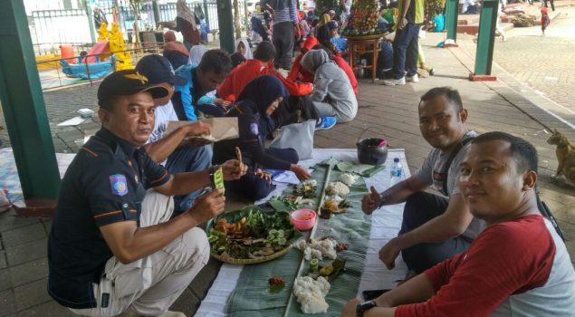 WBP Rutan Rangkasbitung Semarakan Liwet Lebak Festival