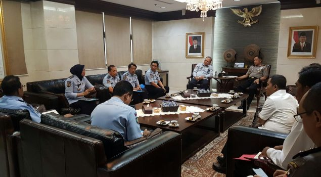 Ditjen PAS Ajak Kapolri Kunjungi Nusakambangan