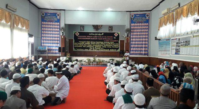 WBP Lapas Bogor Diajak Selalu Istiqomah & Rajin Beribadah