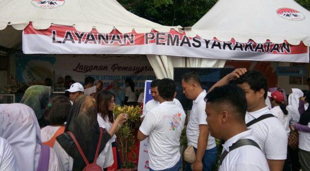 Pemasyarakatan Warnai Colour HAM 2017 Surakarta