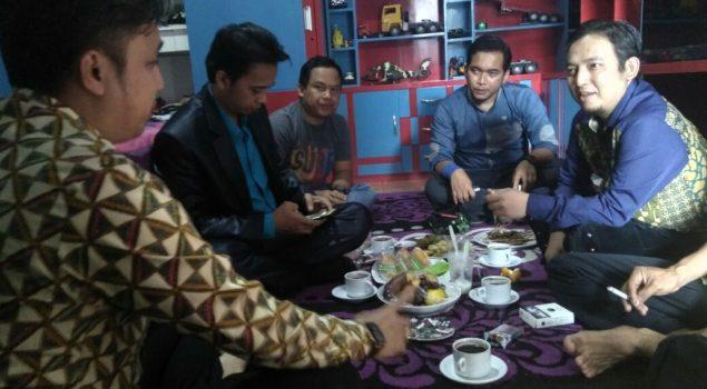 Rutan Rangkasbitung Jajaki Dukungan Dengan Wali Band
