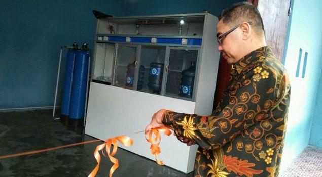 Penuhi Kebutuhan Air WBP, Rutan Manado Miliki Depot Air