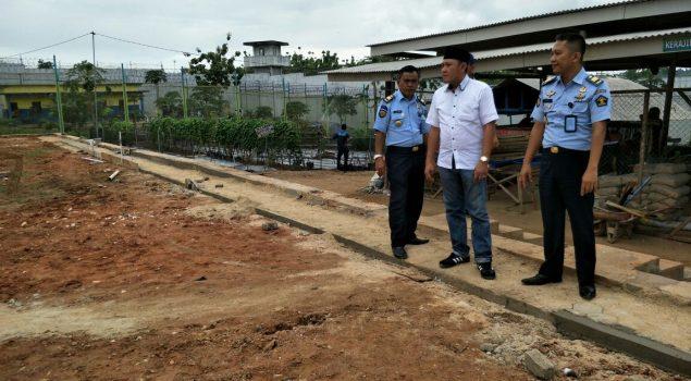 Program Pembinaan dan Kesejahteraan Pegawai Lapas Gunung Sugih Tuai Pujian