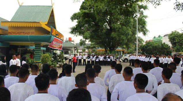 Materi Orientasi Bekali CPNS Riau Sebelum Bertugas