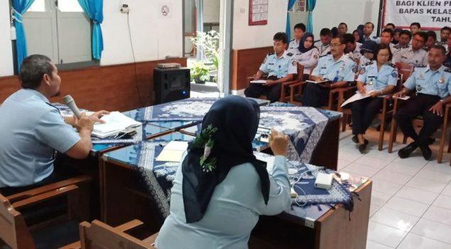 Kabapas Yogya Uraikan 5 Program Kerja Tahun 2018