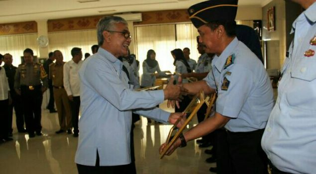 Kanwil Kemenkumham Lampung Gelar Penyusunan RKA-KL dan Rakernis Pemasyarakatan