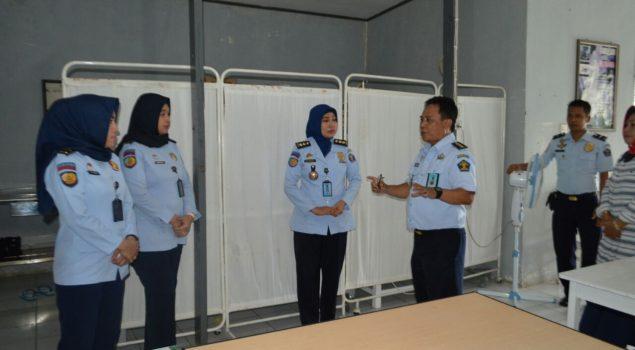 Supervisi Ditjen PAS Bantu Penanganan TB-HIV di Lapas Watampone